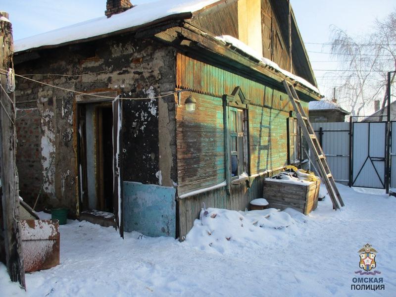 Омская пенсионерка чуть не убила сына, требовавшего денег на алкоголь #Новости #Общество #Омск