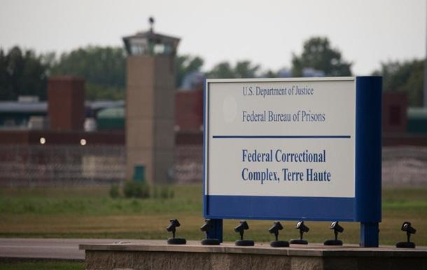 В США смертную казнь двоих осужденных отложили из-за COVID-19 у них