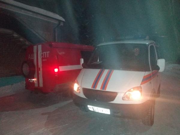 Число эвакуированных при пожаре в омской МСЧ-9 оказалось гораздо больше #Новости #Общество #Омск
