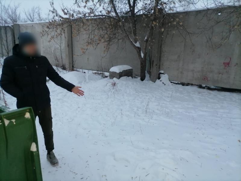 В Омске поймали серийного похитителя мусорных баков #Новости #Общество #Омск