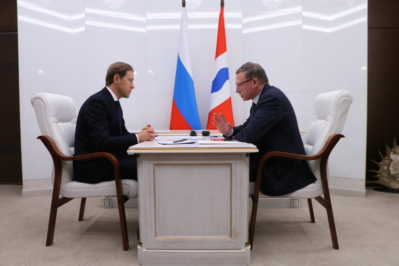 Омская промышленность получила от федералов 2 миллиарда