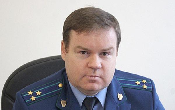 В Омске назначили нового прокурора #Омск #Общество #Сегодня