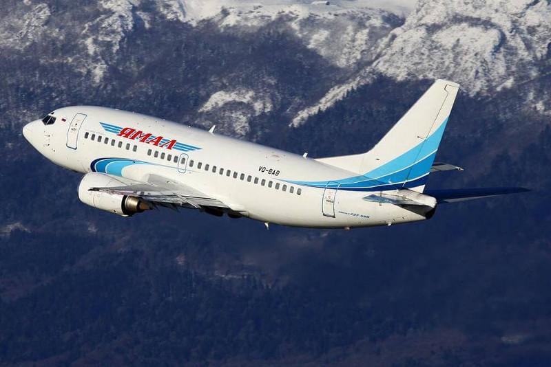 Рейс из Нового Уренгоя в Омск задержали из-за 40-градусного мороза #Новости #Общество #Омск