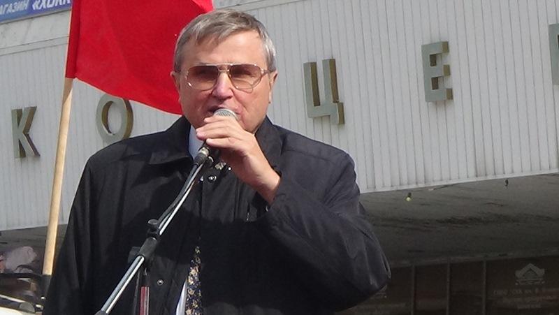Смолин заявил, что пойдет на выборы в Госдуму #Новости #Общество #Омск