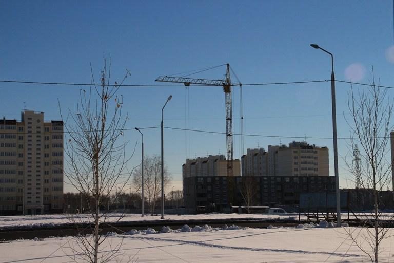 Омским компаниям дали построить 215 тысяч «квадратов» жилья