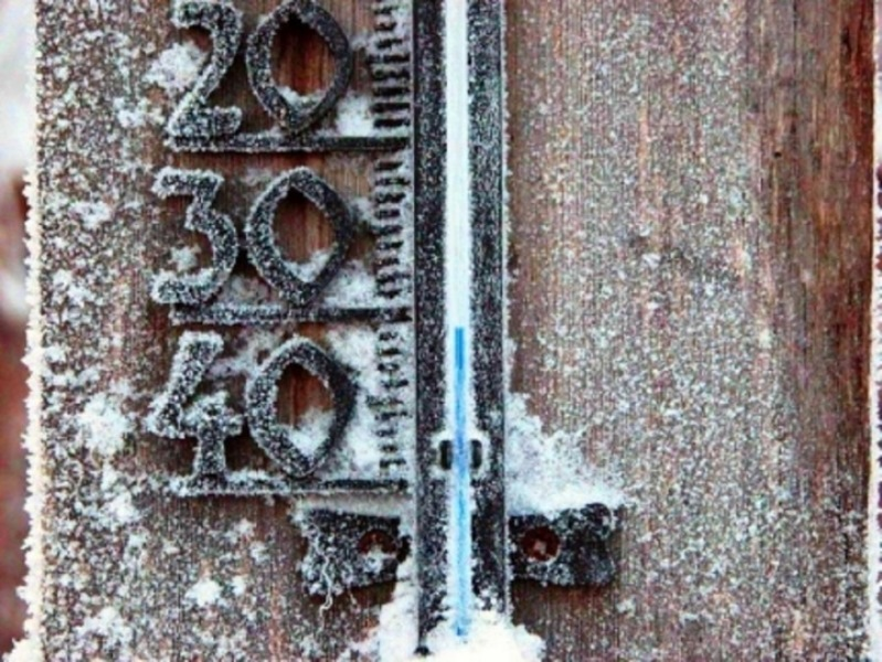 Омские школьники из-за мороза завтра могут не ходить на занятия #Омск #Общество #Сегодня