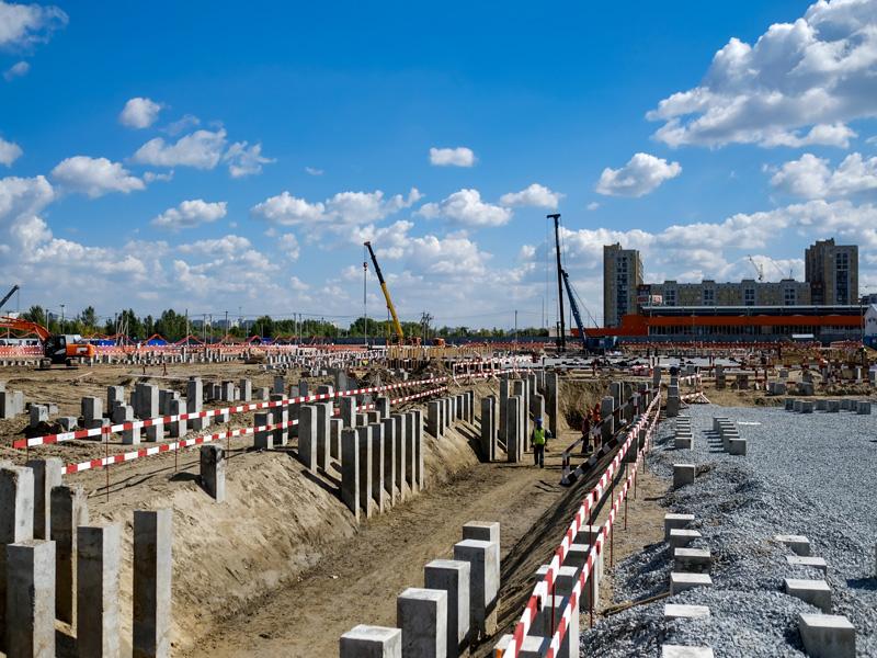 Пять омских строительных компаний обеспечили четверть налогового бюджета