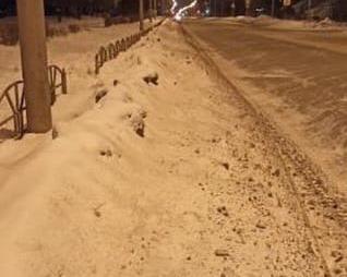 После мощного снегопада в Омске значительно похолодает #Омск #Общество #Сегодня