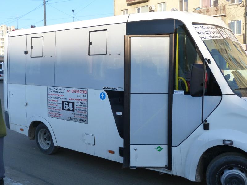 В Омске на 64-й маршрут вышел старый-новый перевозчик #Новости #Общество #Омск