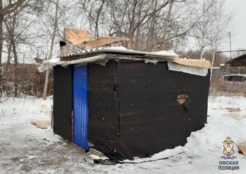 Молодые омичи обокрали дачников ради строительства шалаша #Омск #Общество #Сегодня