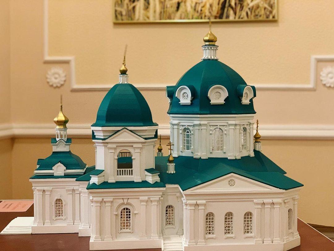 Даже Полежаев не одобряет строительство храма в сквере Молодоженов #Новости #Общество #Омск