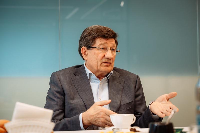 Двораковский рассказал, чем занимается после ухода с поста мэра Омска #Омск #Общество #Сегодня
