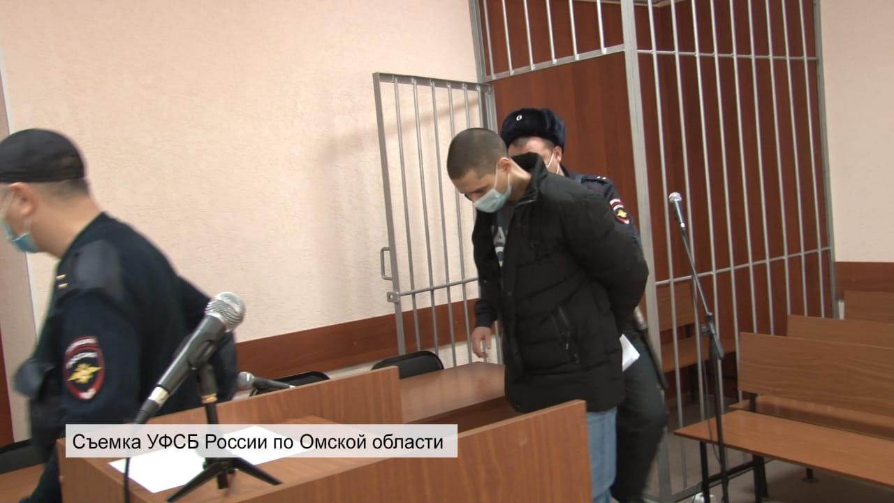 В Омске на 17 лет осудили парня-террориста из сирийской группировки #Новости #Общество #Омск