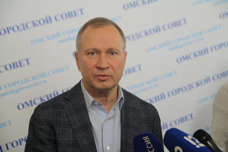 На омского депутата Федотова готовят «наезд», грозящий потерей мандата #Новости #Общество #Омск