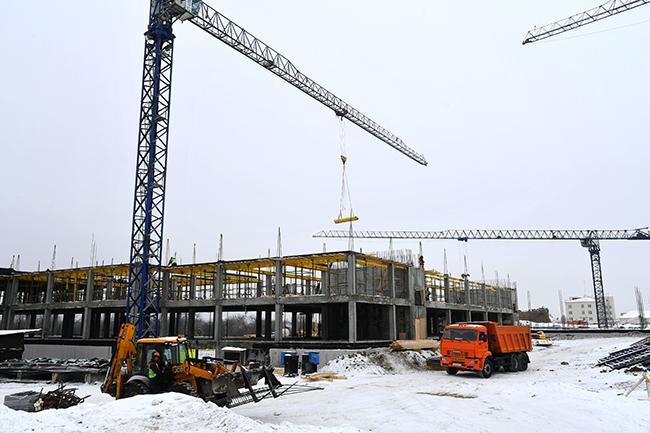 Росавиация считает незаконным строительство кадетского корпуса в Омске #Новости #Общество #Омск