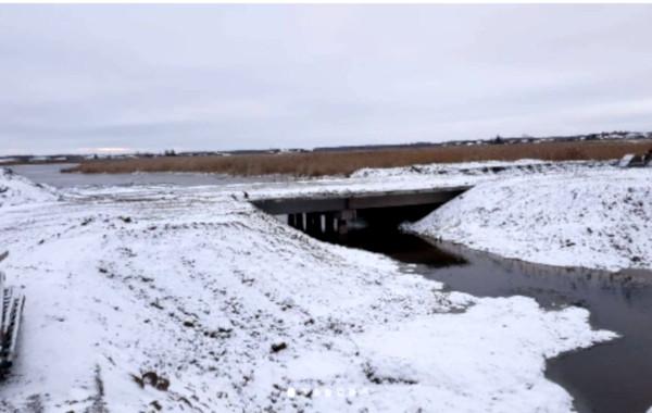 Летом в Омской области достроят мост #Омск #Общество #Сегодня