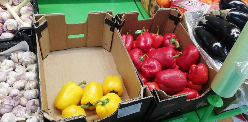 В Омске забраковали два центнера овощей и фруктов #Новости #Общество #Омск