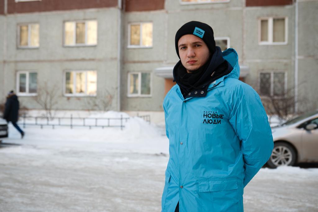 Обогреваем улицу. Новые люди помогут снизить в Омске плату за ЖКХ на 25 % #Омск #Общество #Сегодня