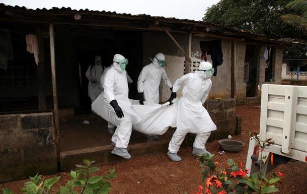 В Гвинее и Конго вспышка Эболы, есть умершие
