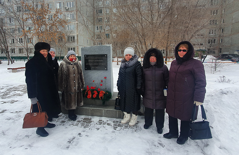 Накануне Дня защитника Отечества в Омске чествуют ветеранов войны #Новости #Общество #Омск