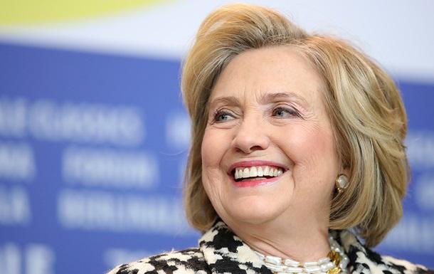 Хиллари Клинтон станет соавтором триллера