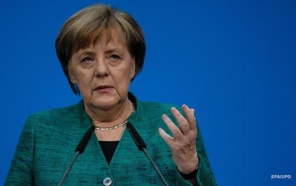 Меркель заявила о третьей волне COVID-эпидемии в Германии - СМИ