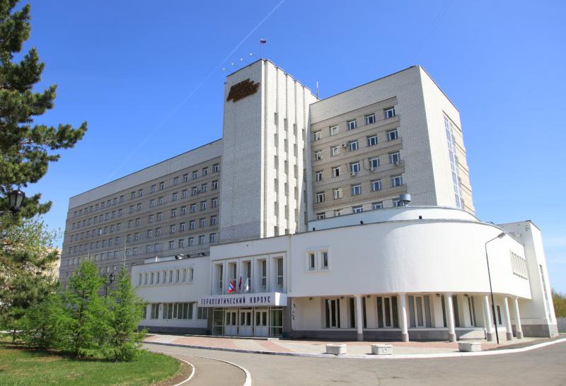 В Омске из окна больницы на Березовой выпал пациент #Новости #Общество #Омск