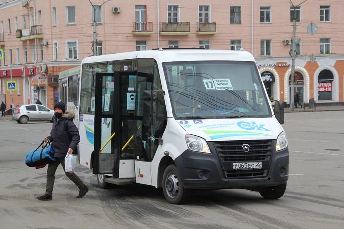 Коронавирус уничтожает пассажирские перевозки в Омске #Новости #Общество #Омск