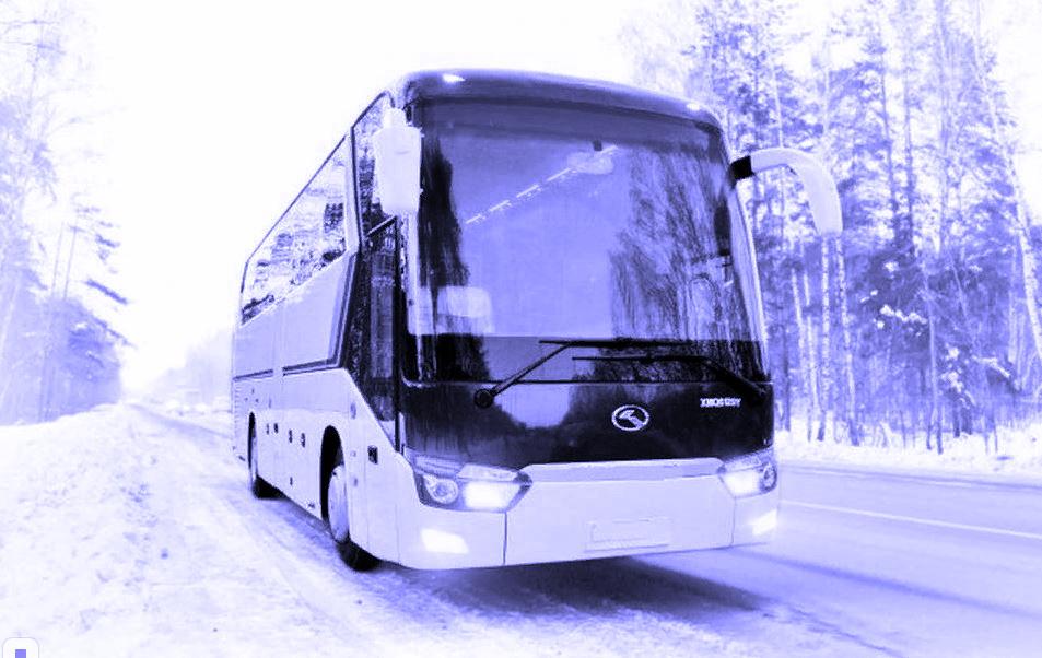Трассы в Омской области вновь открыли для автобусов #Новости #Общество #Омск