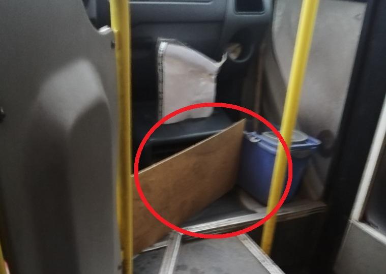 «Греют себя любимых»: омские маршрутчики не хотят делиться теплом с пассажирами #Омск #Общество #Сегодня