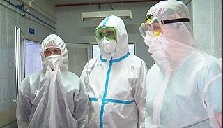 Коронавирус уходит: омские больницы стремительно пустеют #Новости #Общество #Омск