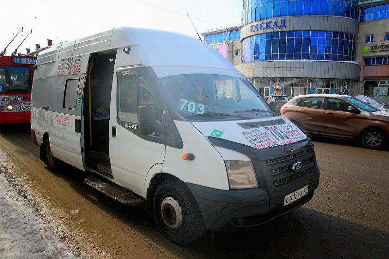 Стало известно, когда все маршруты в Омске будут регулируемыми #Новости #Общество #Омск
