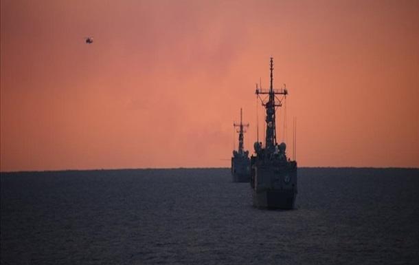 Турция проводит военные учения в Эгейском и Средиземном морях