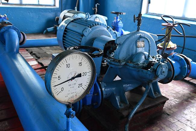 В Омской области отогрели трубы, оставившие без воды семь домов #Омск #Общество #Сегодня