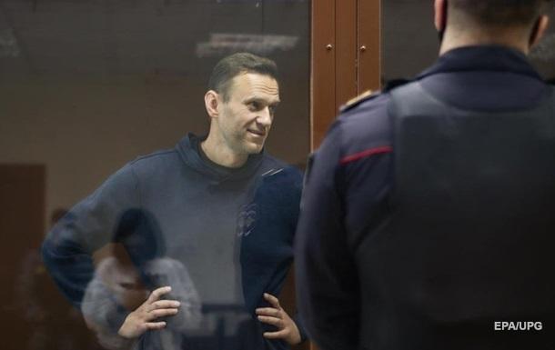 Навального этапировали из московского СИЗО