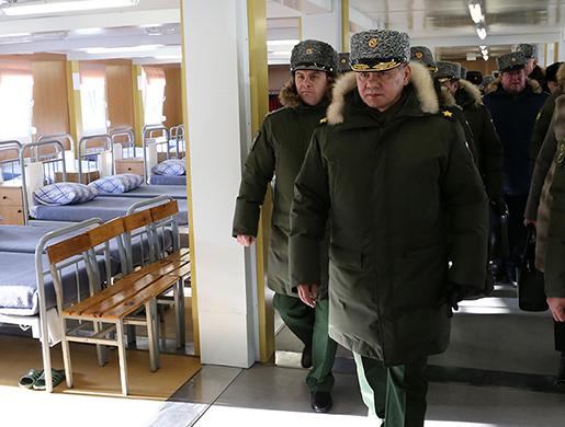 Через несколько дней в Омске ждут Шойгу #Новости #Общество #Омск