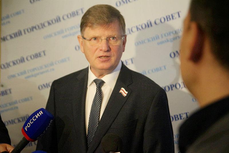 Корбут объяснил, за что Федотова хотят лишить мандата #Омск #Общество #Сегодня