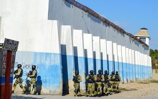 На Гаити при побеге из тюрьмы погибли 25 человек