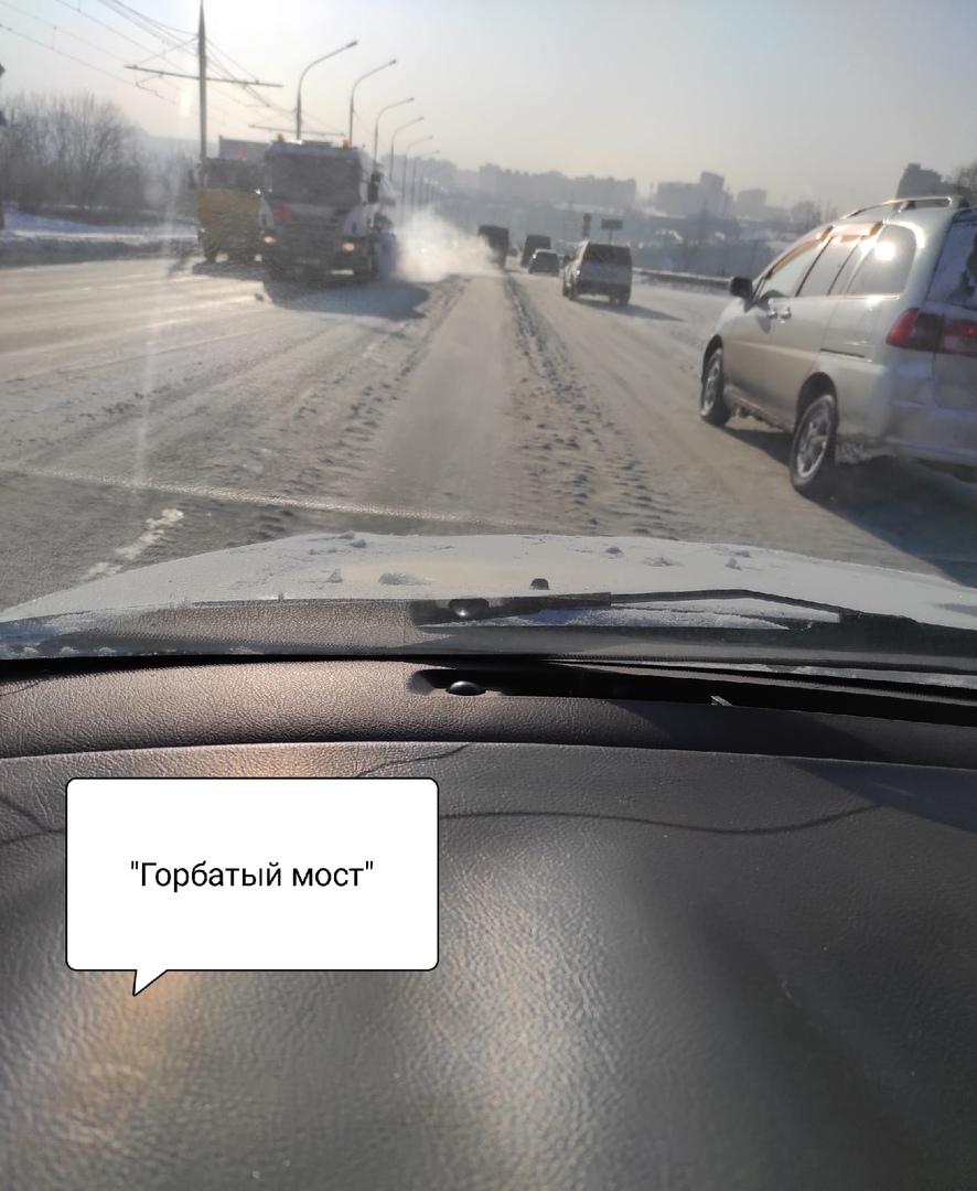 Омичи решили помочь мэрии найти заснеженные дороги #Омск #Общество #Сегодня