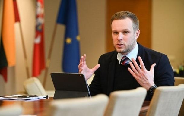 МИД Литвы: Санкции против Минска тяжелы для Кремля