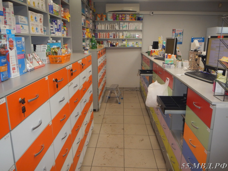 Омич подделал рецепт и пошел с ним в аптеку за запретным лекарством #Омск #Общество #Сегодня
