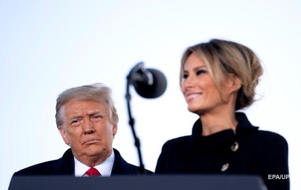 Дональд и Мелания Трамп сделали COVID-прививки в январе - СМИ
