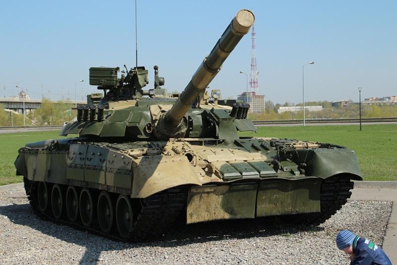 В Омске появится парк военной техники под открытым небом #Новости #Общество #Омск