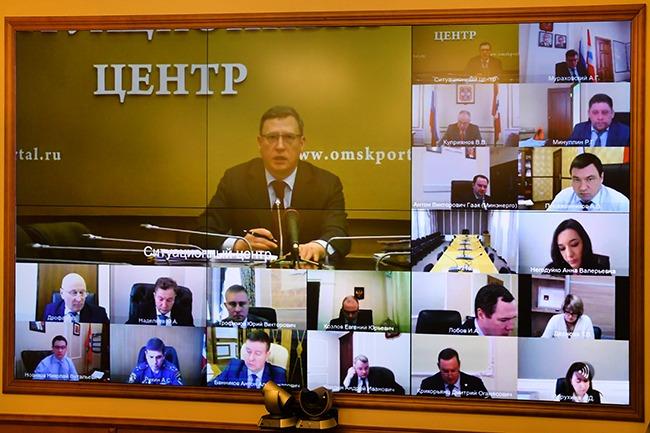В Омской области освободилась почти половина коек для больных коронавирусом #Омск #Общество #Сегодня