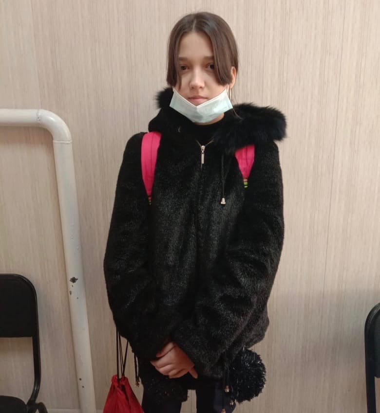 В Омске больше суток не могут найти 15-летнюю школьницу #Новости #Общество #Омск
