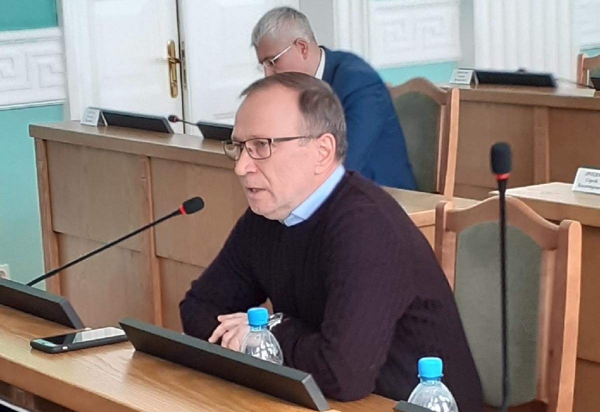Юрий ФЕДОТОВ о лишении мандата: «Прямо сказал, что они подлецы» #Омск #Общество #Сегодня