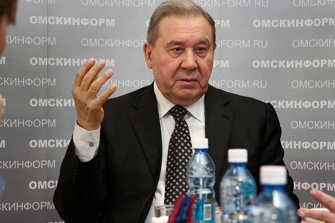 Полежаев признался, что мог бы стать бизнесменом или банкиром #Новости #Общество #Омск
