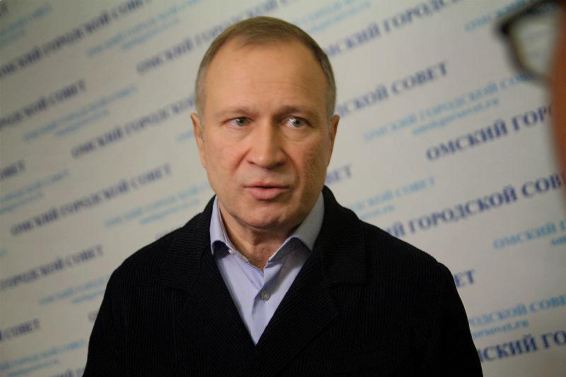 Федотов подал в суд, чтобы не лишиться депутатского мандата #Новости #Общество #Омск