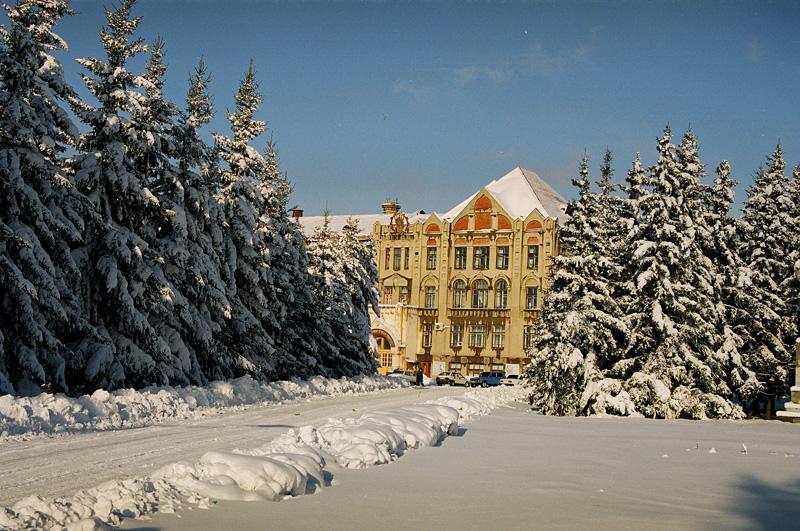 В Омске отремонтируют три 105-летних жилых дома #Омск #Общество #Сегодня