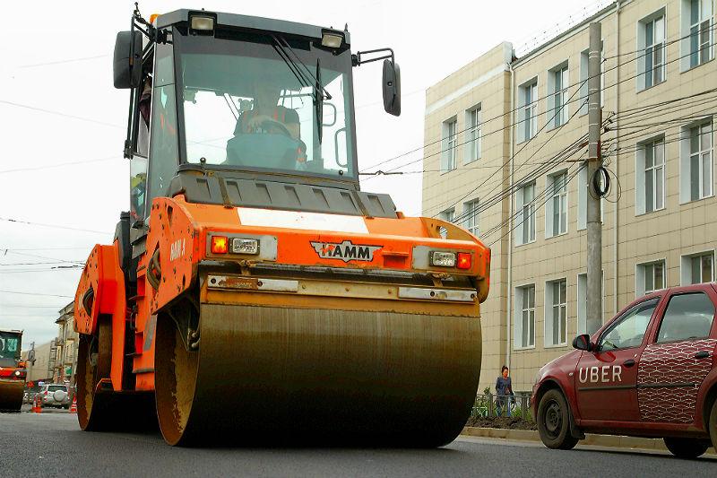 В Омске определили подрядчиков для ремонта дорог #Омск #Общество #Сегодня